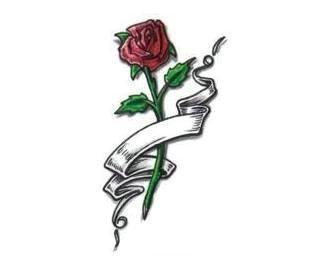 татуировки цветы (18)