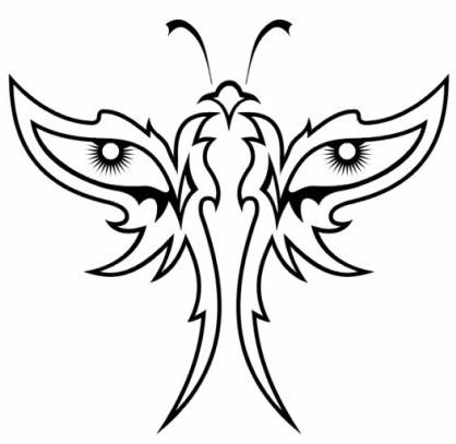 Крылья татуировки: эскизы и фото (13)