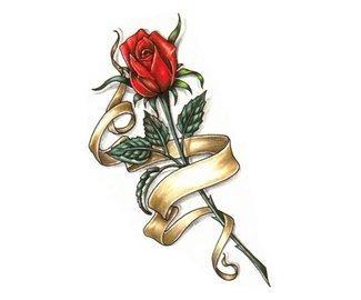 татуировки цветы (23)