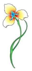 татуировки цветы (14)