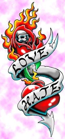 татуировки подарки на день святого валентина (10)