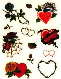 татуировки подарки на день святого валентина (13)