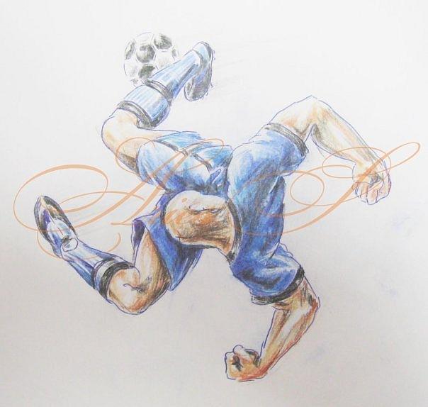 Спортивные татуировки фанатов (71)