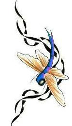 Эскизы татуировки крылья (8)