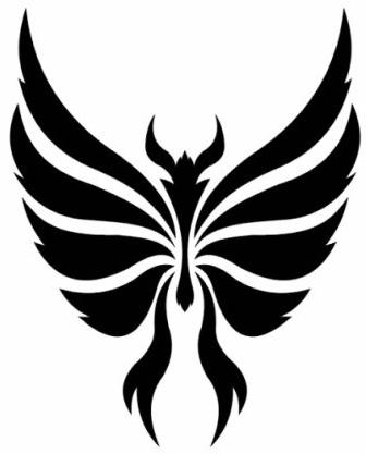 Крылья татуировки: эскизы и фото (16)