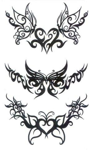 Крылья татуировки: эскизы и фото (3)