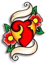 эскизы татуировок цветов (3)