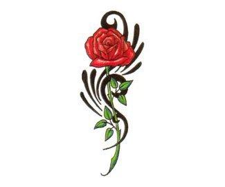 эскизы татуировок цветов (2)