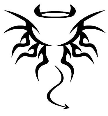 Эскизы татуировки крылья (3)