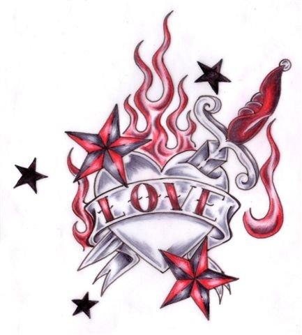 татуировки подарки на день святого валентина (5)
