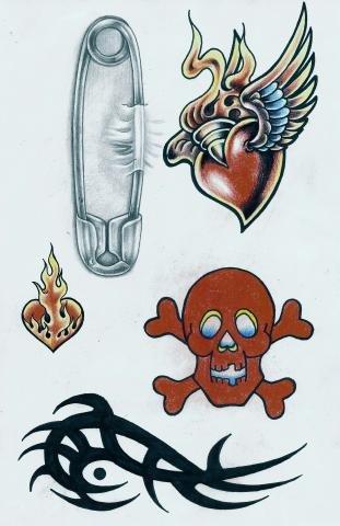 татуировки и тату (2)