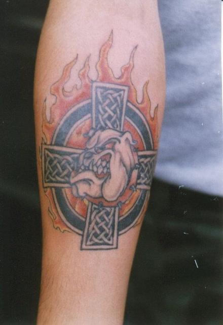 Спортивные татуировки фанатов (60)