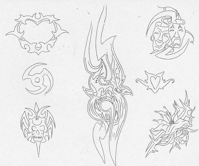 татуировки подарки на день святого валентина (3)