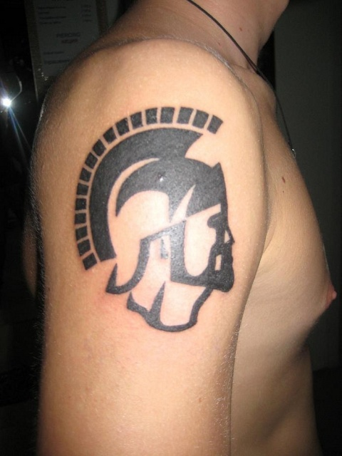 Спортивные татуировки фанатов (36)