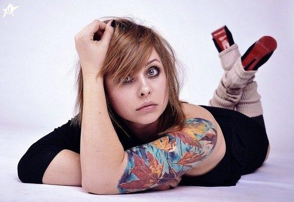 женские татуировки (4)