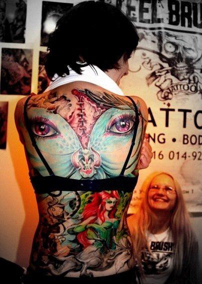 женские татуировки (7)