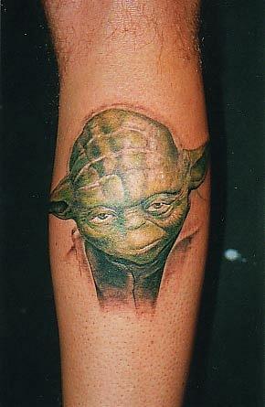 татуировки мультиков (15)