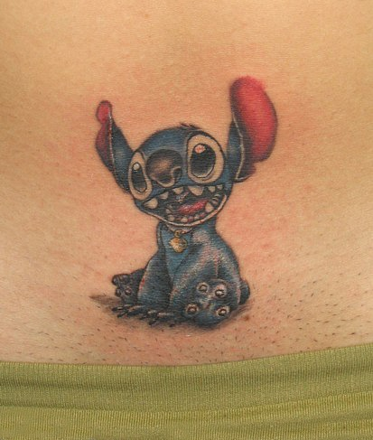 татуировки мультиков (12)