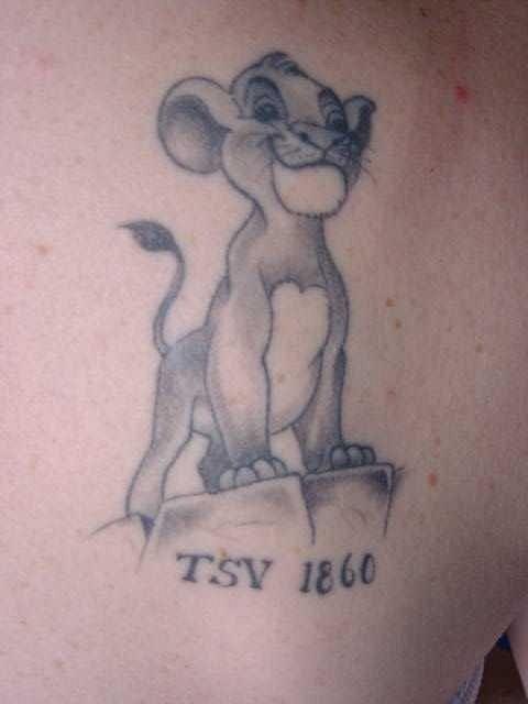 татуировки мультиков (11)
