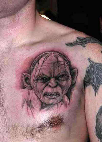 татуировки мультиков (23)