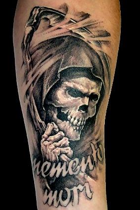 татуировки черепа (21)
