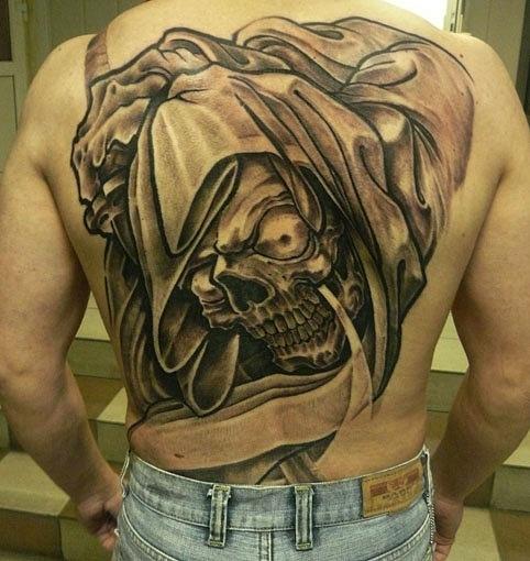 татуировки черепа (24)