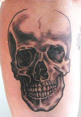 татуировки черепа (23)