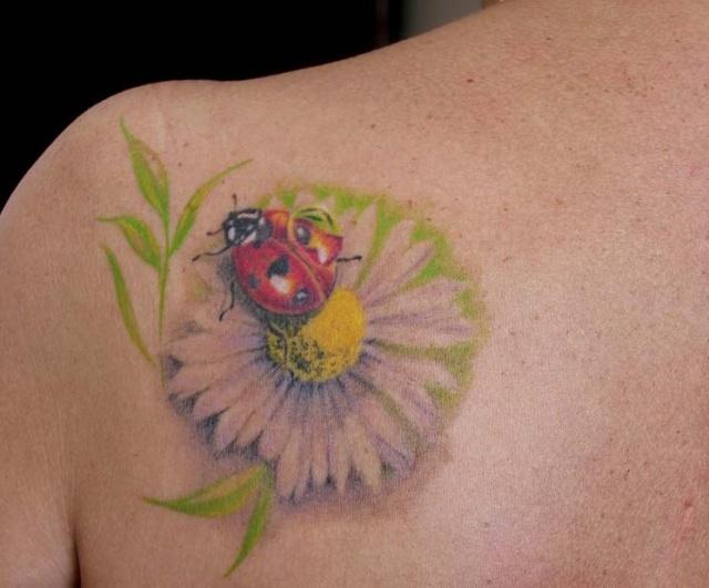 татуировки цветов (1)