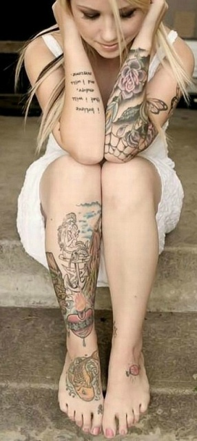 женские татуировки (22)