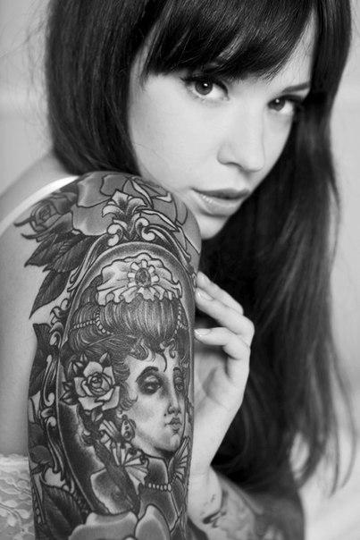 женские татуировки (6)