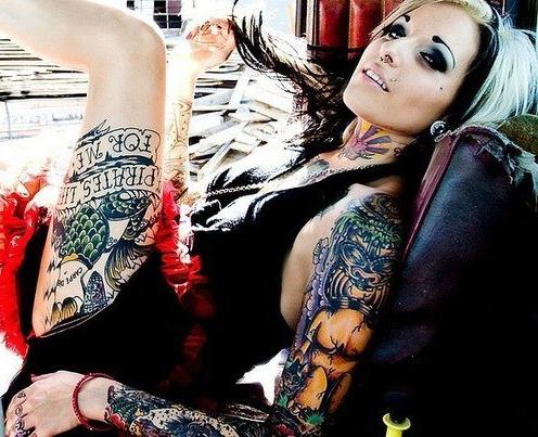 девушки в татуировках (30)