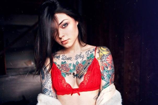 девушки в татуировках (12)
