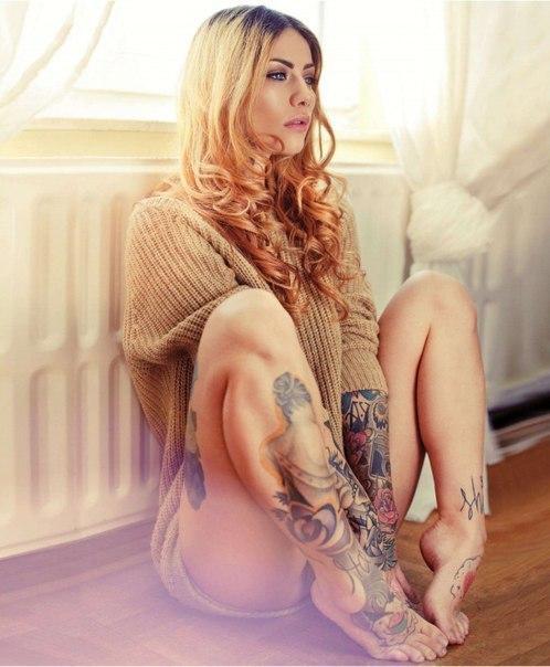 девушки в татуировках (10)
