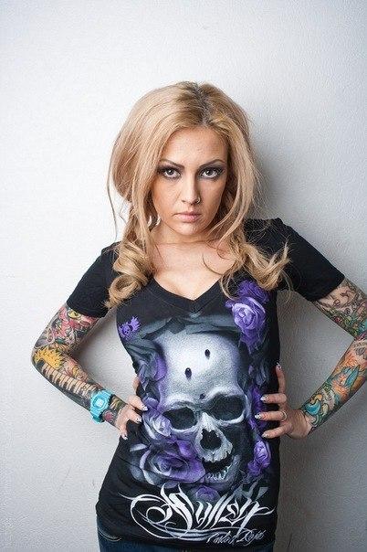 девушки в татуировках (3)