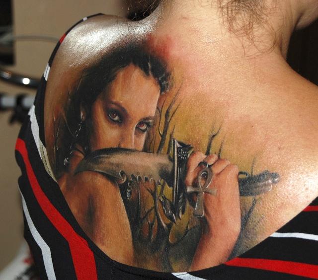 татуировки девушек на теле (1)