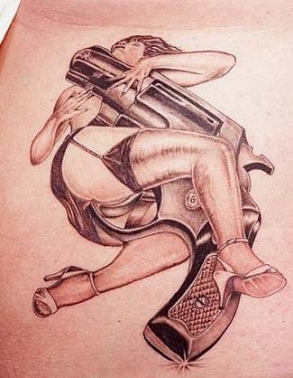 татуировки девушек на теле (18)