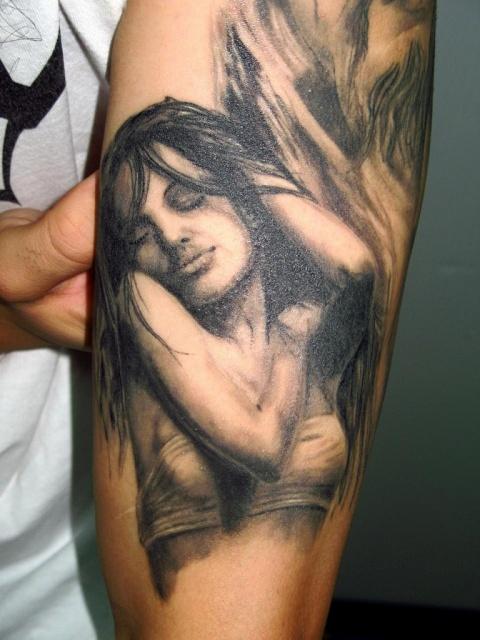 татуировки девушек на теле (9)