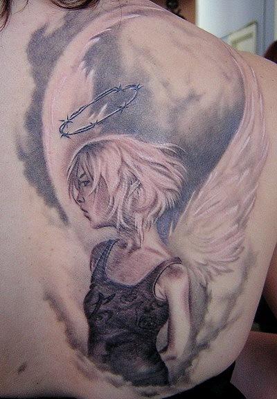 татуировки девушек на теле (6)