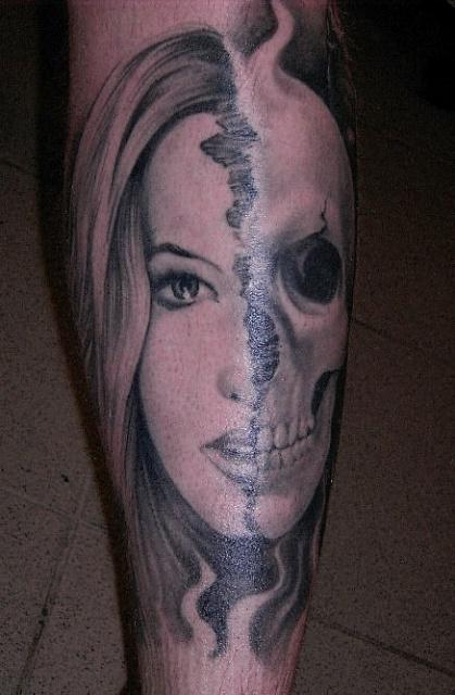 татуировки девушек на теле (2)