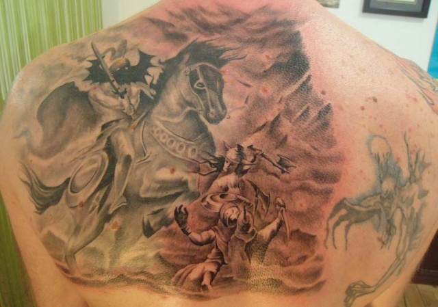 татуировки рыцарей (12)