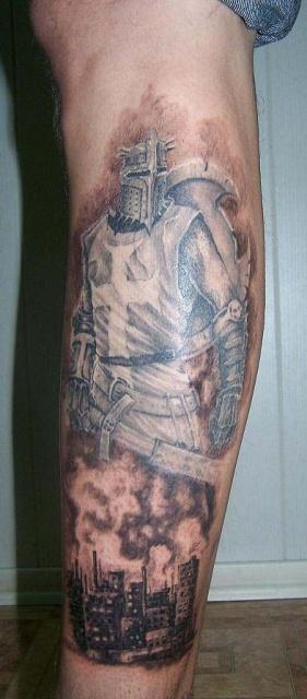 татуировки рыцарей (10)
