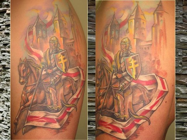 татуировки рыцарей (8)