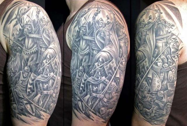 татуировки рыцарей (7)