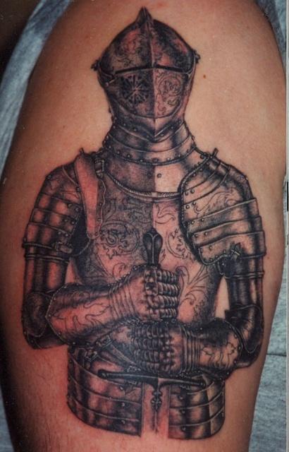 татуировки рыцарей (6)