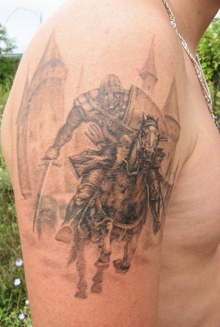 татуировки рыцарей (3)