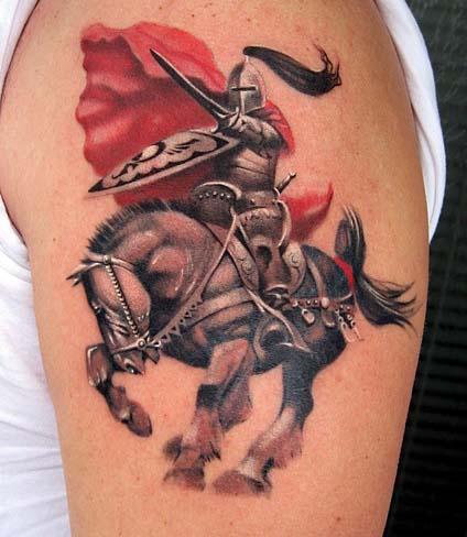 татуировки рыцарей (17)