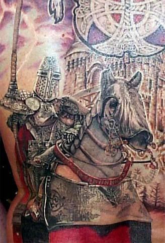 татуировки рыцарей (16)