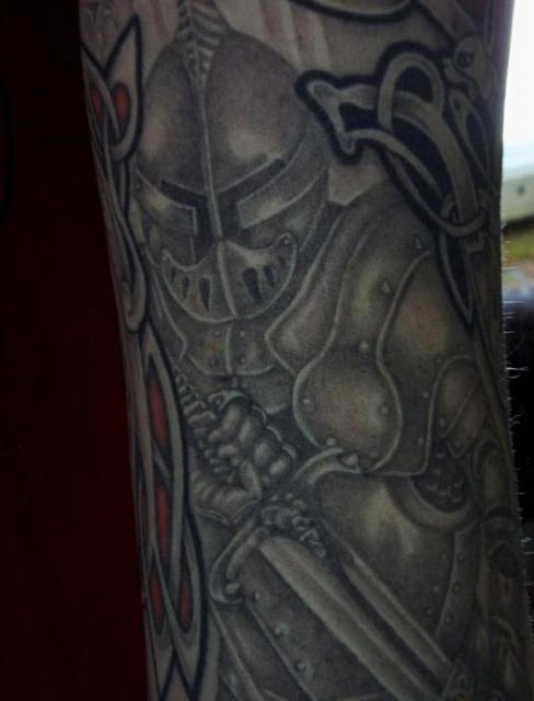татуировки рыцарей (15)