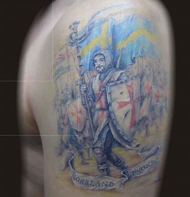 татуировки рыцарей (13)
