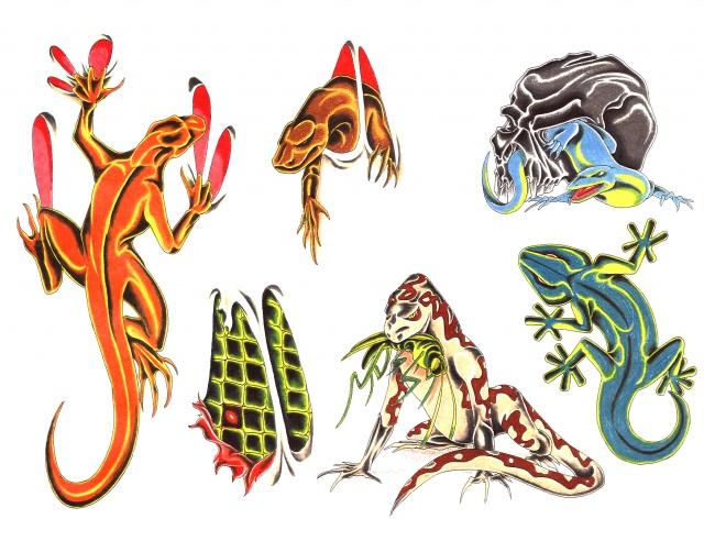 цветные татуировки эскизы (11)